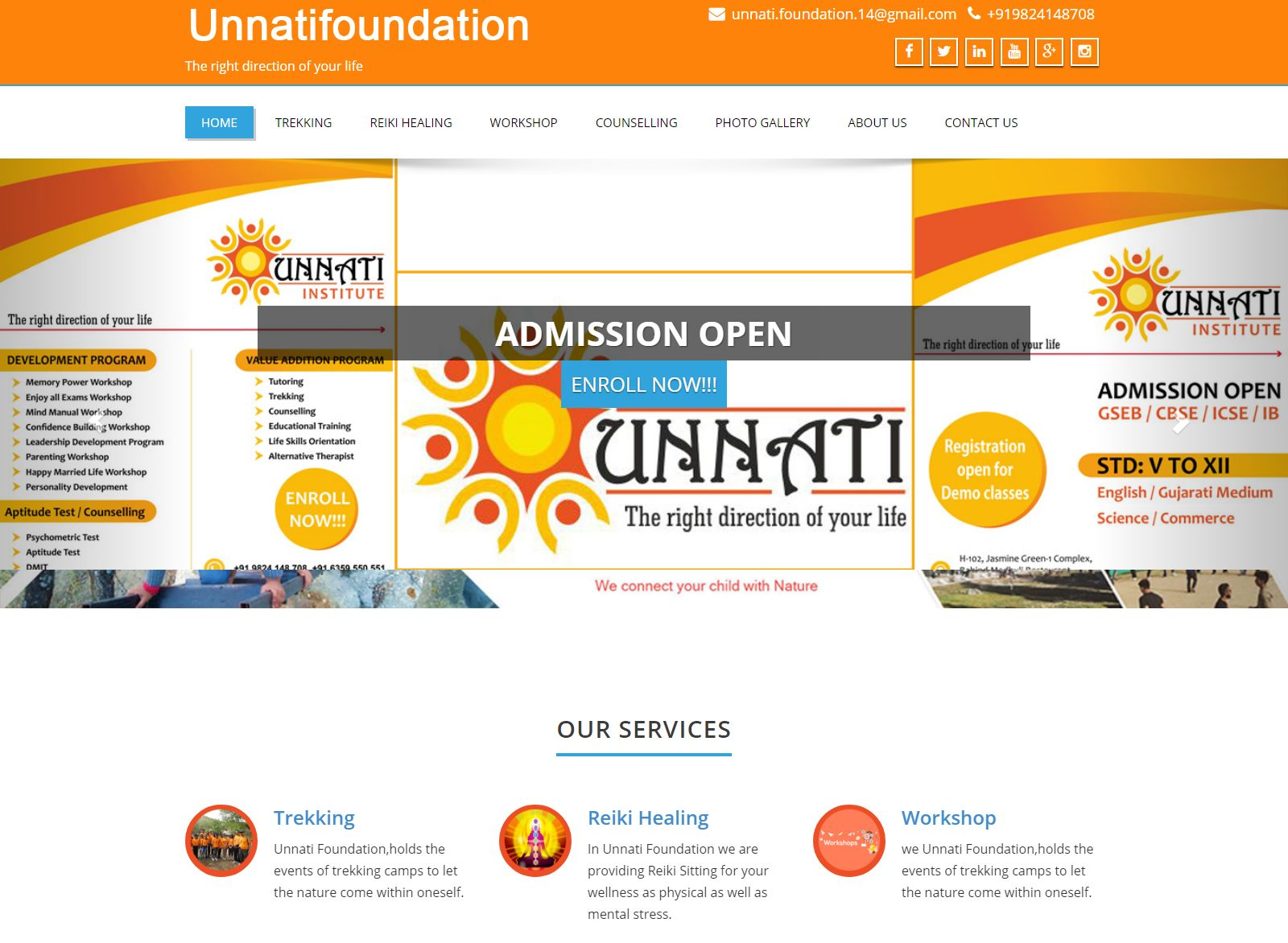 Unnatifoundation